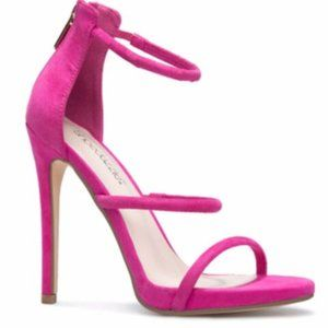 ShoeDazzle Sylvana Strappy Stiletto Sandal